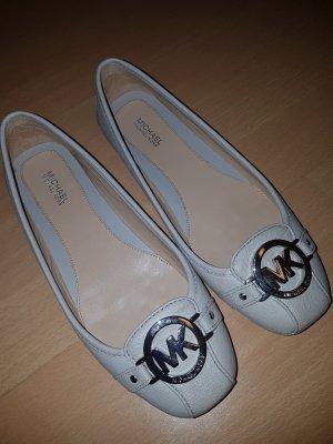 Michael Kors Ballerinas with Toecap beige