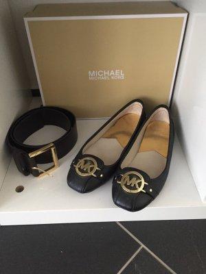 Michael Kors Ballerinas Leder