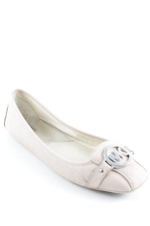 Michael Kors Ballerinas mit Spitze altrosa Casual-Look