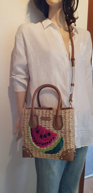 Michael Kors Basket Bag brown