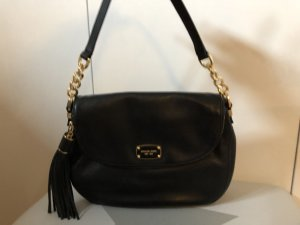 "Michael Kors ""Bedford Flap Crossbosy"" Black"