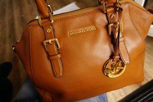 Michael Kors Carry Bag cognac-coloured leather