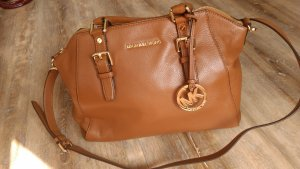 Michael Kors Carry Bag brown-bronze-colored leather