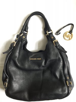 Michael Kors Bedford Shoulder Bag schwarz