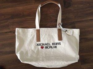 MICHAEL KORS ❤️BERLIN - Designer Tasche Shopper Weiß +++ Neu
