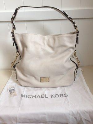 Michael Kors Shoulder Bag cream leather
