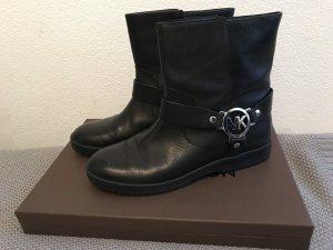 Michael Kors Biker Boots 41 Echtleder