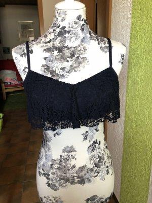 Michael Kors Bikini blu scuro