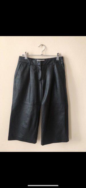 Michael Kors Black Leather Pants