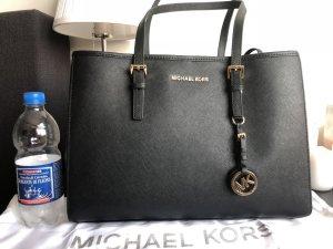Michael Kors Sac noir cuir