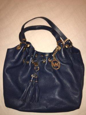 Michael Kors Blaue Tasche