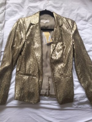 Michael Kors Blazer in Gold