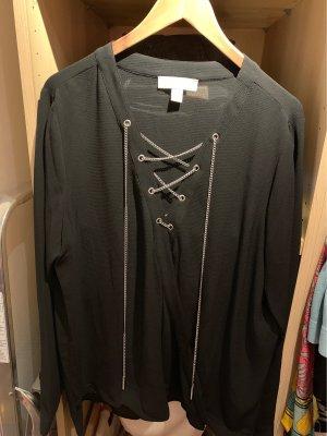 Michael Kors Tunic Blouse black