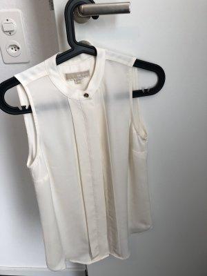 Michael Kors Blusa senza maniche giallo chiaro-beige chiaro