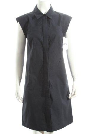 Michael Kors Blusenkleid dunkelblau Business-Look