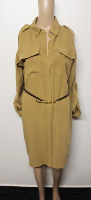 Michael Kors Blusenkleid Kleid Jacke + Gürtel Gr M
