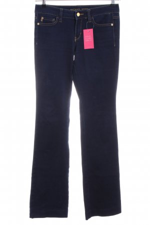 Michael Kors Boot Cut Jeans blau Casual-Look