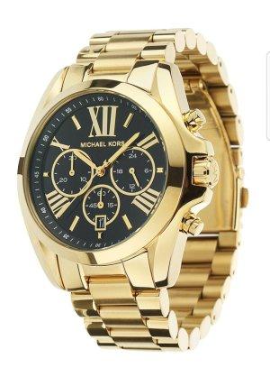 Michael Kors Bradshaw Uhr Gold