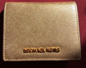 Michael Kors Wallet sand brown