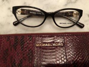 Michael Kors Gafas marrón oscuro-color oro