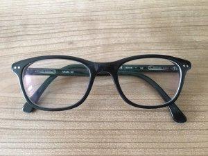 Michael Kors Brille in schwarz