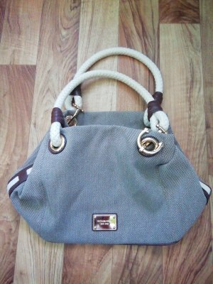 Michael Kors Canvas Mini Shopper Schultertasche