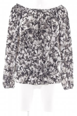 Michael Kors Carmen Blouse flower pattern casual look