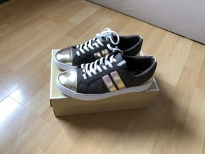 Michael Kors Catelyn Stripe Sneaker