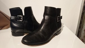 Michael Kors Chelsea Boots black leather