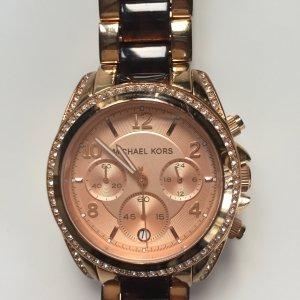 Michael Kors Chronograph,Damenuhr, MK 5859, Roségold