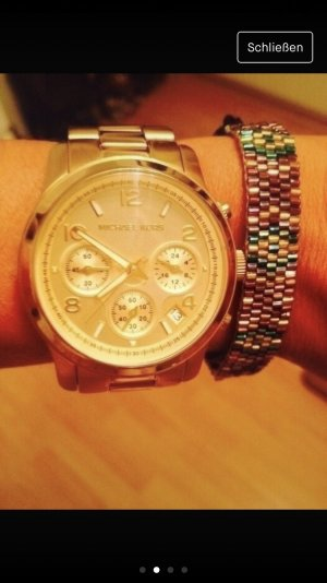 Michael Kors Chronograph gold