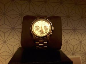 Michael Kors Chronograph MK5055 gold
