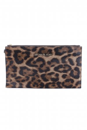 Michael Kors Clutch Animalmuster Party-Look