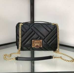 Michael Kors Clutch black leather