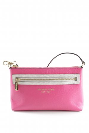 Michael Kors Borsa clutch color block Stile anni '60