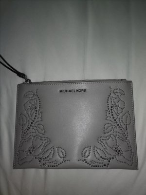 Michael Kors Mini sac gris clair