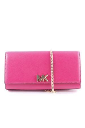 """Michael Kors Clutch """"Mott LG EW Clutch Ultra Pink"""""""