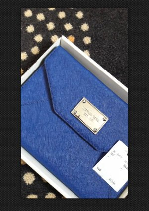 Michael Kors Clutch Sapphire Saffiano case für das Apple iPad Mini,NP:129,95€