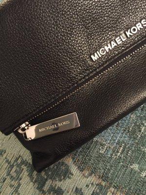 Michael Kors Borsa clutch nero-argento