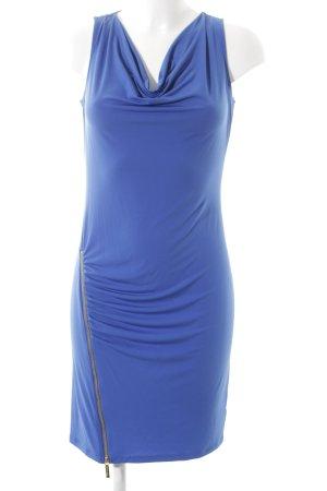 Michael Kors Cocktailkleid blau Party-Look