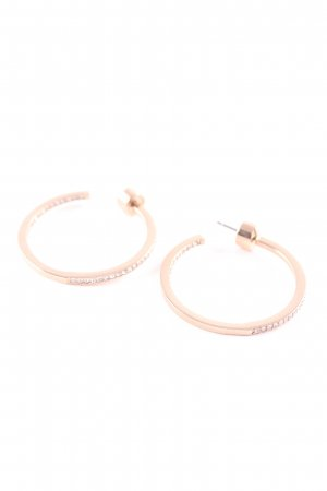 "Michael Kors Creolen ""Brilliance Statement Earrings Rosegold"""