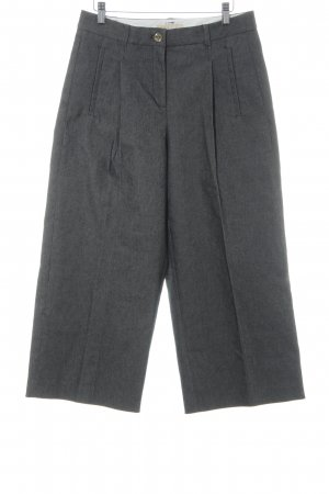 Michael Kors Culottes dunkelblau-weiß meliert Jeans-Optik