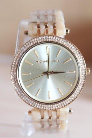 Michael Kors Analoog horloge goud-room Edelstaal