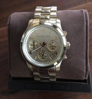 Michael Kors Damen Armbanduhr, Modell 5055 in der Farbe Gold