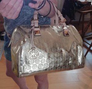 Michael Kors Damen Handtasche gold
