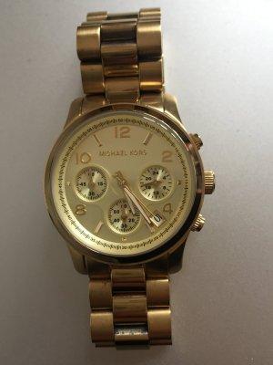 Michael Kors Damen Uhr MK 5166 Gold