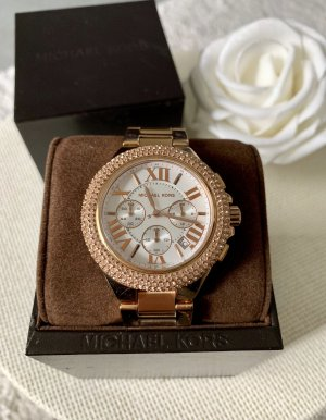 Michael Kors Damen Uhr MK 5636 Roségold