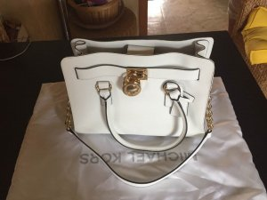 Michael Kors Carry Bag white-natural white