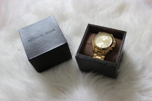 Michael Kors Analog Watch gold-colored stainless steel