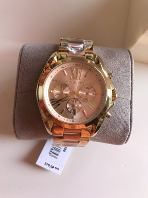 Michael Kors Self-Winding Watch gold-colored-rose-gold-coloured